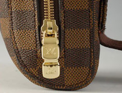 Louis Vuitton Damier Ebene Canvas Geronimos N51994