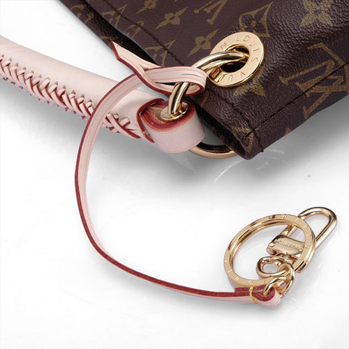 Louis Vuitton Handbag Monogram Canvas Artsy MM M40249