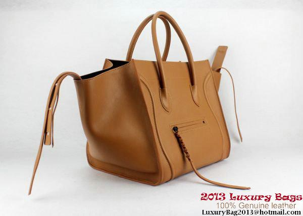 Сумки :: CELINE Стильная кожаная сумка