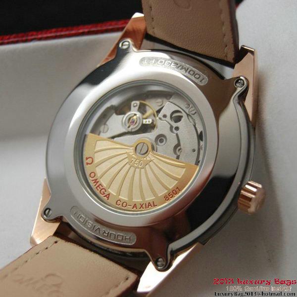 Omega de Ville Co-axial Chronometer eBay