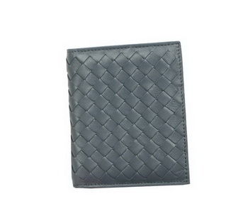 Bottega Veneta Intrecciato Nappa Wallet BV5816 RoyalBlue