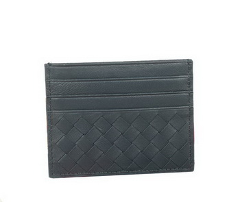 Bottega Veneta Intrecciato VN Card Case 5811 RoyalBlue