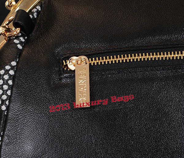 Chanel Cruise 2015 Show Shoulder Bag CHA9269 Black