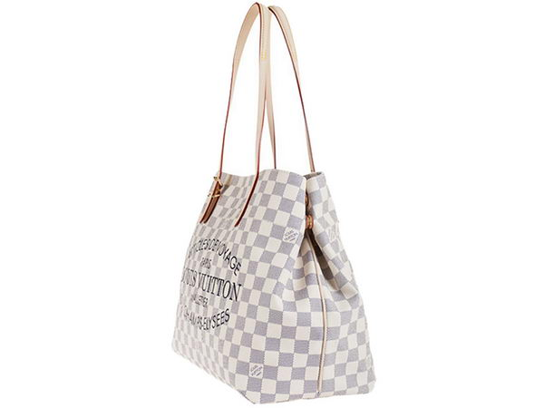 Louis Vuitton N41375 Damier Azur Cabas Adventure Bag MM