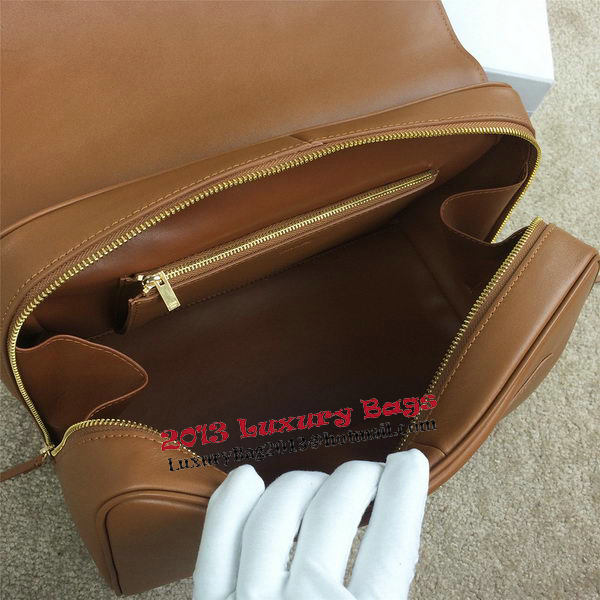 Celine Top Handle Bag Original Leather C20135L Wheat