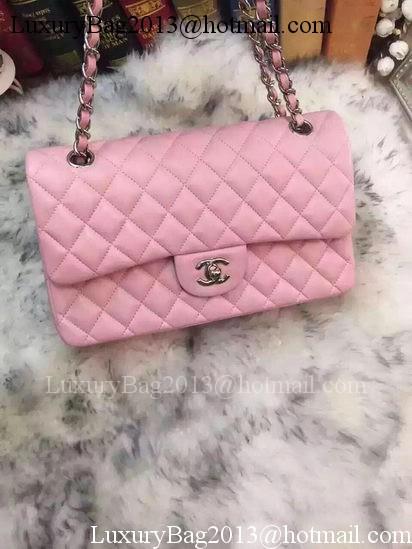 Chanel 2.55 Series Flap Bag Original Sheepskin Leather A09765 Pink