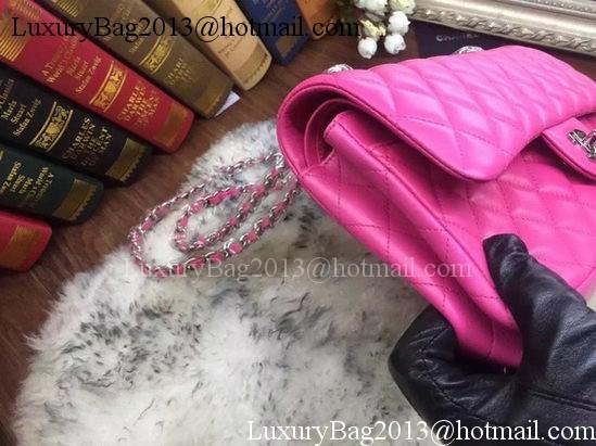 Chanel 2.55 Series Flap Bag Original Sheepskin Leather A09765 Rose