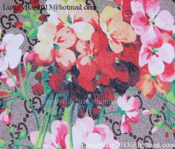 Gucci 400235 Dionysus Blooms Print Shoulder Bag