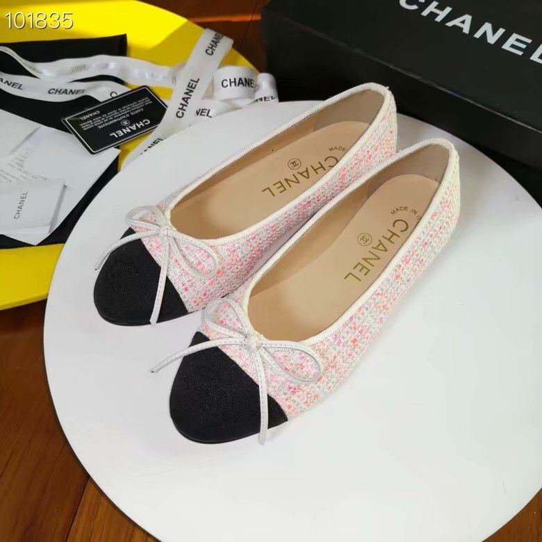 Chanel shoes CH2524H-4