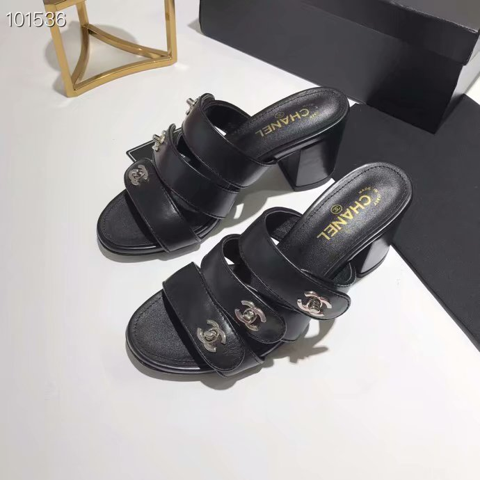 Chanel Shoes CH2533JYX-1