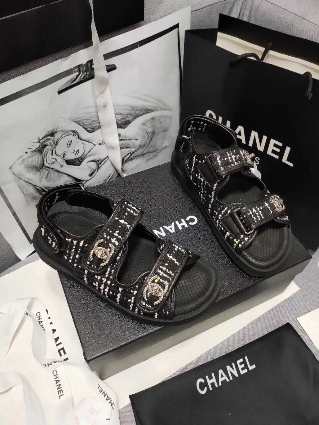 Chanel Shoes CH69389