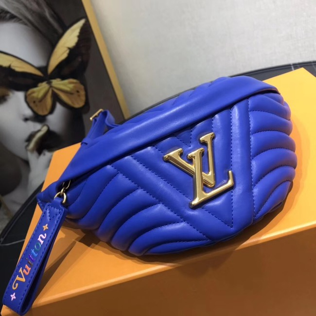 Louis Vuitton Original NEW WAVE M53750 blue