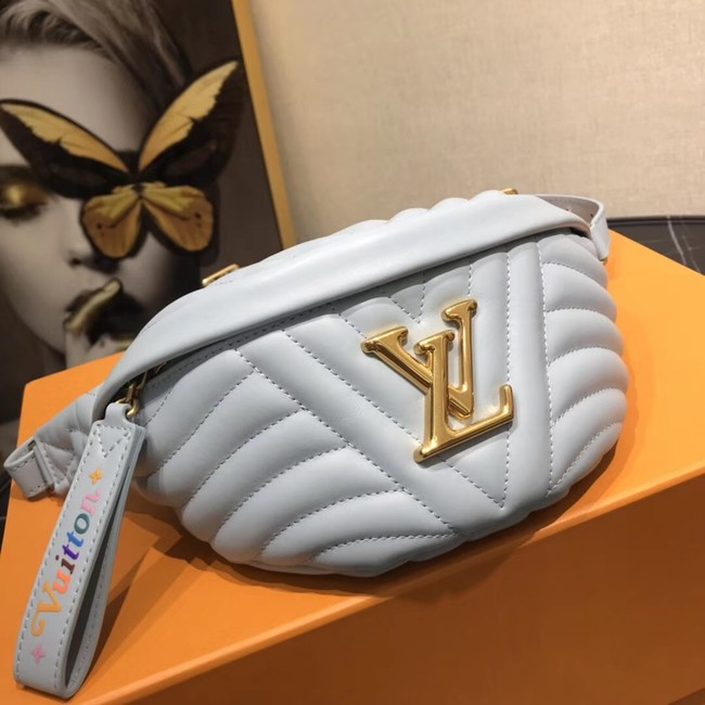 Louis Vuitton Original NEW WAVE M53750 sky blue