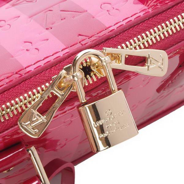 Сумка Valentino Glam Lock Chain Shoulder bag red